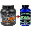 TREC Over Mass 2270 g + BCAA 200 kap. GRATIS