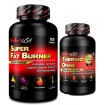 Bio Tech USA Fat Burner Super 100 tab. + Thermo Drine 60 caps. za FREE